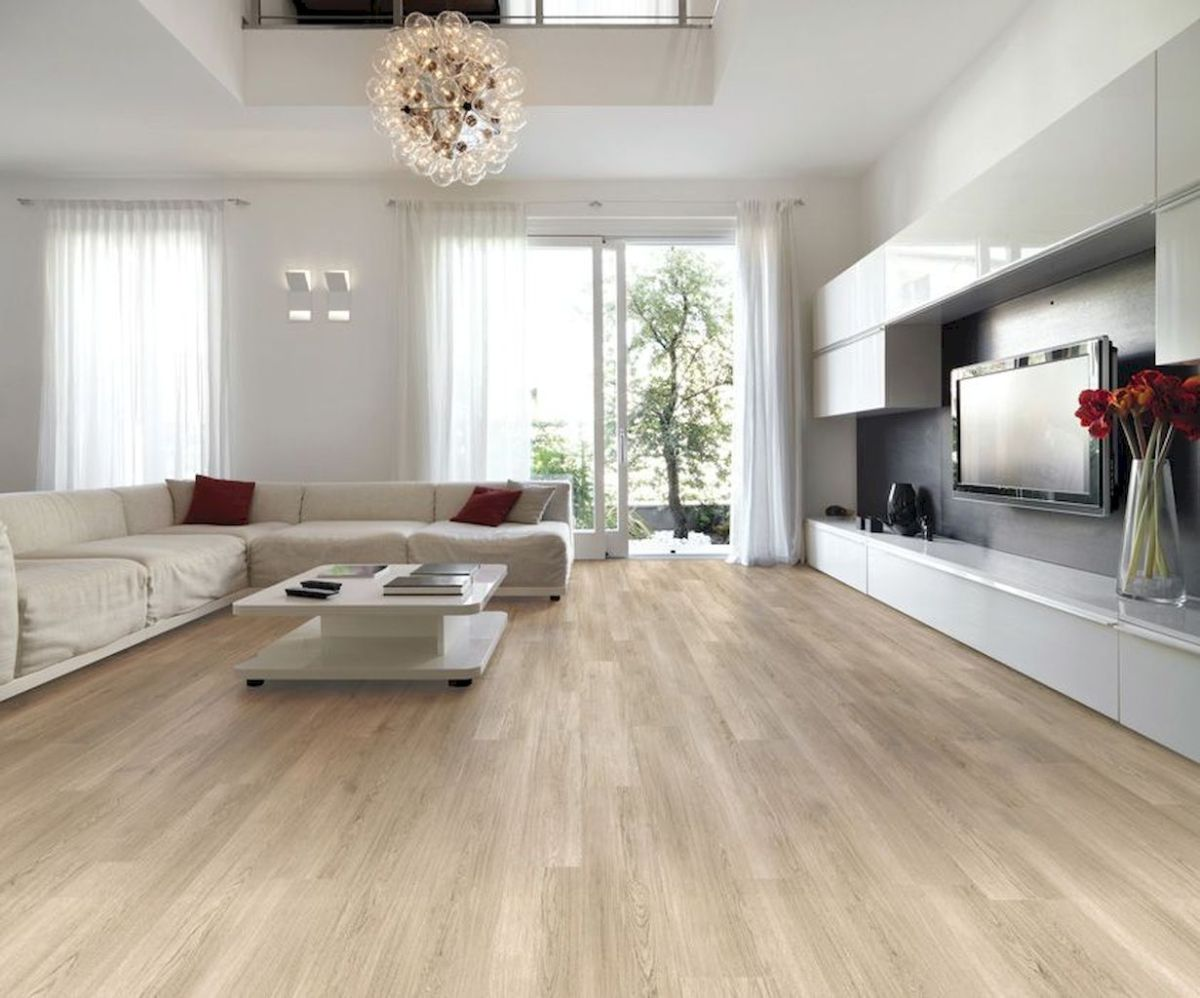 Inspiring Light Wood Flooring Ideas